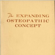 Image of 2004.232 - The Expanding Osteopathic Concept