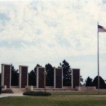 Image of 2004.238 - Photograph of Eisenhower Memorial, Abilene, Kansas