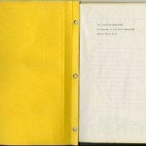 Image of Manuscript Outline
