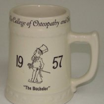 Image of Kirksville College of Osteopathy and Surgery Bachelors Club Mug