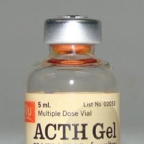 Image of 2004.77 - ACTH Gel National [repository corticotropin injection]