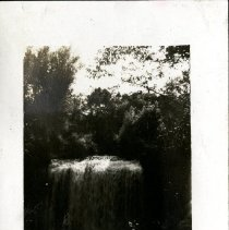 Image of 2010.87 - Photograph of Waterfall