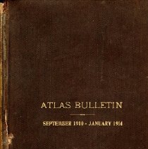 Image of 2011.50 - Atlas Bulletin