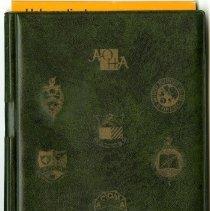 Image of 2008.08 - Notebook Belonging to Benjamin S. Jolly