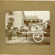 Image of 1997.04 - Photograph of Pony Cart