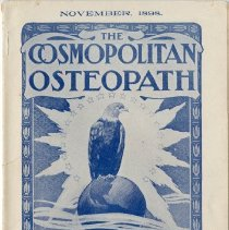 Image of 2009.27 - The Cosmopolitan Osteopath