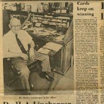 Image of Chrisman Leader Newspaper