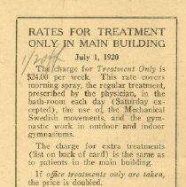 Image of Battle Creek Sanitarium Pamphlets