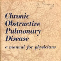Image of 2010.76 - Chronic Obstructive Pulmonary Disease, a Manual for Physicians
