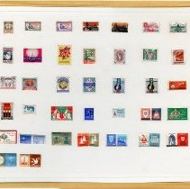 Image of 2011.67 - Osteopathic Stamps
