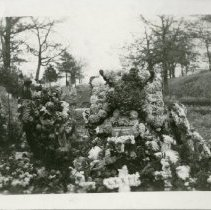 Image of 2011.70 - Flowers at the Grave of George Still