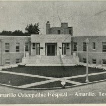 Image of 2006.03 - Amarillo Osteopathic Hospital- Amarillo, Texas