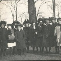 Image of 2011.79 - Group of Women Outside