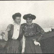 Image of 2011.79 - Picture of Two Women