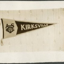 Image of 2011.86 - Photograph of ATSCOS School Pennant