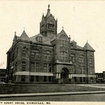 Image of 1994.1594 - Adair County Courthouse