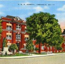 Image of 2012.01 - American School of Osteopathy Hospital