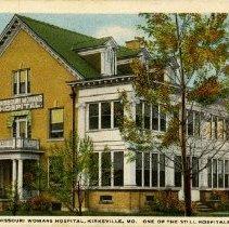 Image of 1983.770 - Missouri Womans Hospital Kirksville, Missouri