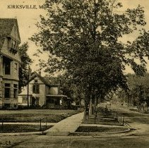 Image of Jefferson Street in Kirksville