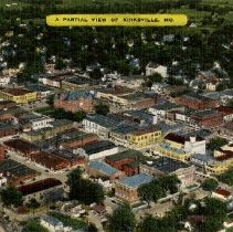 Image of Partial View of Kirksville