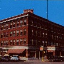 Image of 2010.02 - Travelers Hotel 1952