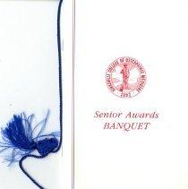 Image of 2011.89 - KCOM Senior Awards Banquet Program