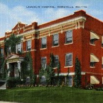 Image of 1978.236 - Laughlin Hospital