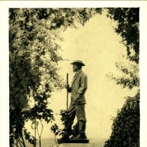 Image of 1983.909 - Statue of Andrew Taylor Still