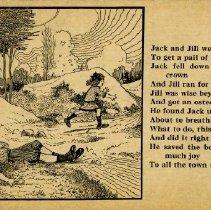 Image of 1984.977 - Jack and Jill Nursery Rhyme