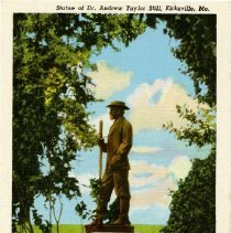 Image of 1987.1190 - Dr. Andrew Taylor Still Statue