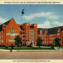 Image of Philadelphia College of Osteopathy and Osteopathic Hospital