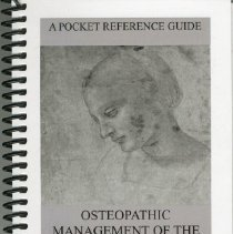 Image of 2011.75 - A Pocket Reference Guide: Osteopathic Management of the Female Patient