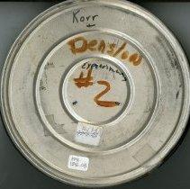 Image of Electromyographic Studies Film Experiments #2