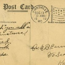 Image of AT Still Postcard Back Find It Fix It 1909