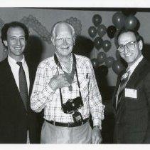 Image of 2012.19 - 1939 Graduate, E. L. Miller, Receiving Medallion