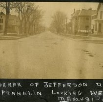 Image of 2012.14 - Corner of Jefferson and Franklin