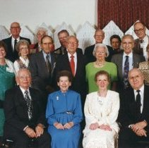 Image of 2012.19 - KCOM Class of 1945 Alumni and Spouses/Guests 1995