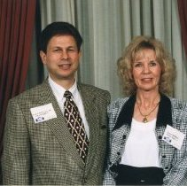 """Image of 2012.19 - Kent and Tamara Mulford During KCOM """"Still--The Best"""" Weekend 1998"""