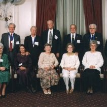 Image of 2012.19 - KCOM Gold Medallion Club Members Alumni & Spouses/Guests, 1998