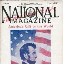 Image of 2008.33 - National Magazine Vol. LV, No. 6