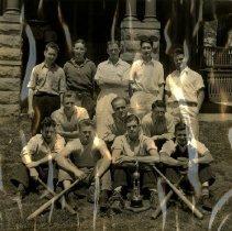 Image of 1978.197 - Acacia Baseball Team Group Photo
