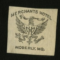 Image of 2001.36 - Merchant's Hotel
