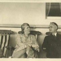 Image of 1976.140 - Cora Timken-Burnett and Friend