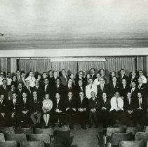 Image of 1985.1001 - Kirksville College of Osteopathy & Surgery Faculty