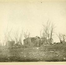 Image of 1985.1003 - Destroyed house after Kirksville tornado