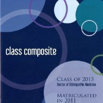 Image of 2012.60 - Class Composite, Class of 2015 Matriculated in 2011