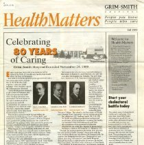 Image of Health Matters Grim-Smith Hospital & Clinic