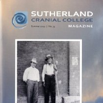 Image of 2012.70 - Sutherland Cranial College Magazine No. 34 Summer 2012