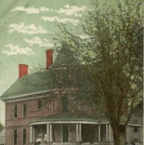 Image of 2000.24 - Residence of H.B. Purl