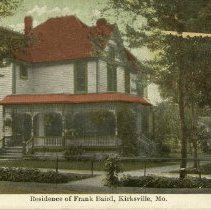 Image of 2000.24 - Residence of Frank Baird